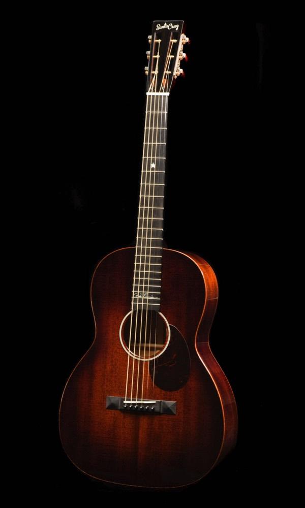 The Cowboy Singer | Santa Cruz Guitar Company