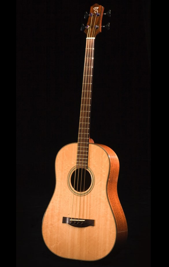True Acoustic Bass
