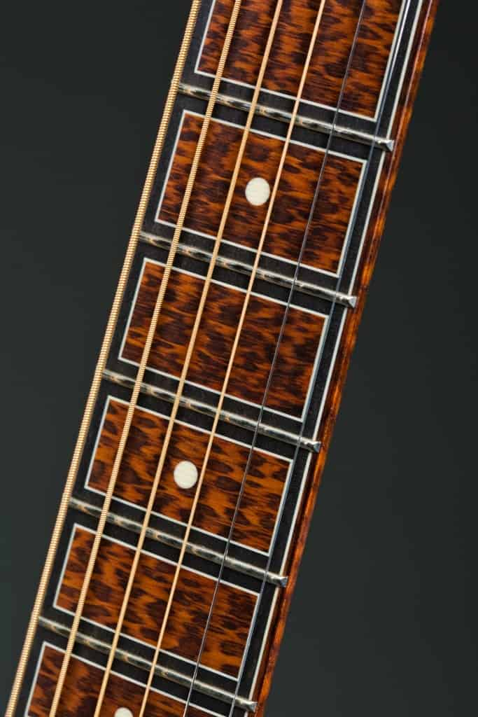 Century Block Fingerboard Inlay