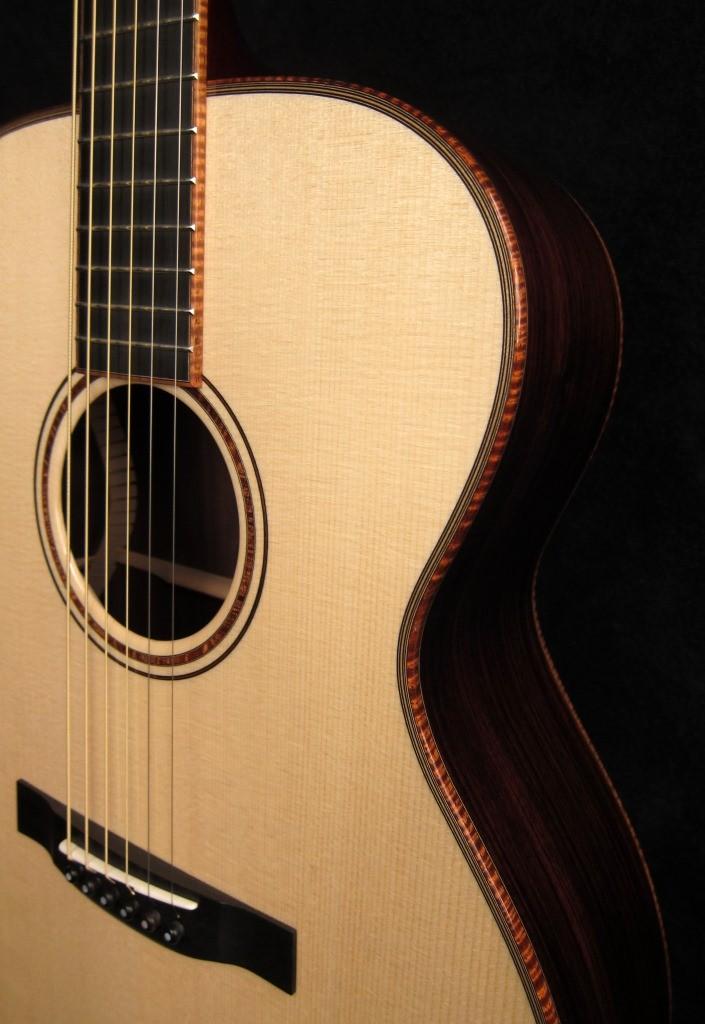 Fingerboard Binding - Koa