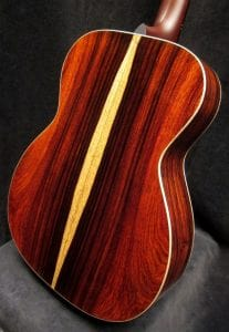 Just Shipped Wednesday April 18th: Custom OMPW Cocobolo