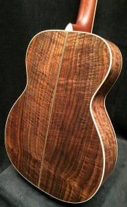 Just Shipped Tue June 19th: Custom OM Walnut/Cedar