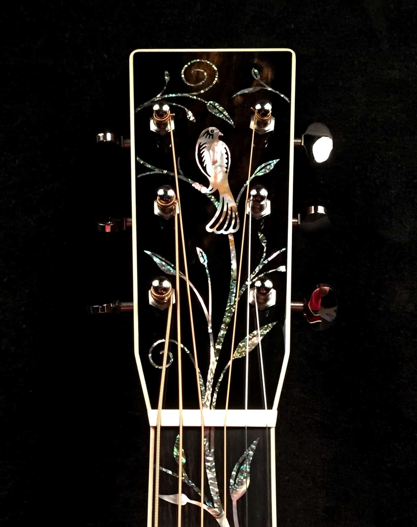 Just Shipped Monday July 16th: Custom Songbird D