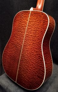Just Shipped Wednesday Aug 1st: Custom D Sapele
