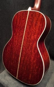 Just Shipped: Figured Mahogany H/13 Model