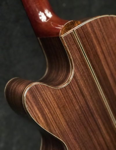 Brazilian binding