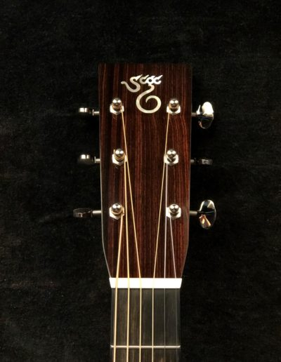 Indian Rosewood overlay