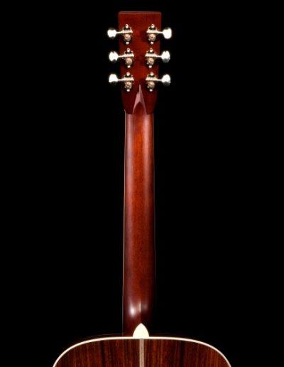 Mahogany neck