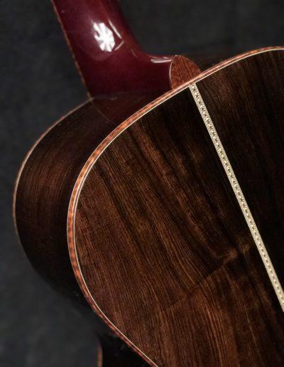Snakewood binding