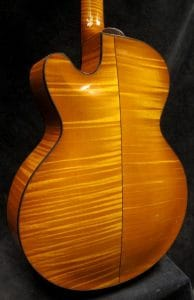 Just Shipped: Custom Flamed Maple FTC Model
