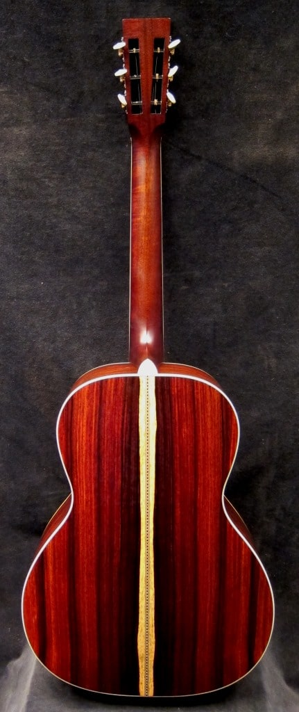 Just shipped monday oct 26th custom cocobolo koi fish h for Koi fish guitar