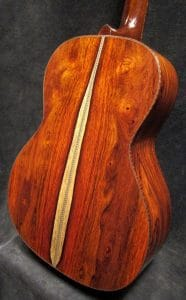 Just Shipped Wed Dec 20th: Custom H/13 Cocobolo 42-style