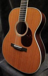Just Shipped Tue Sept 5th: Custom OM Redwood