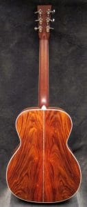 Just Shipped Wed Sept 20th: Custom OM Cocobolo/Moon Spruce