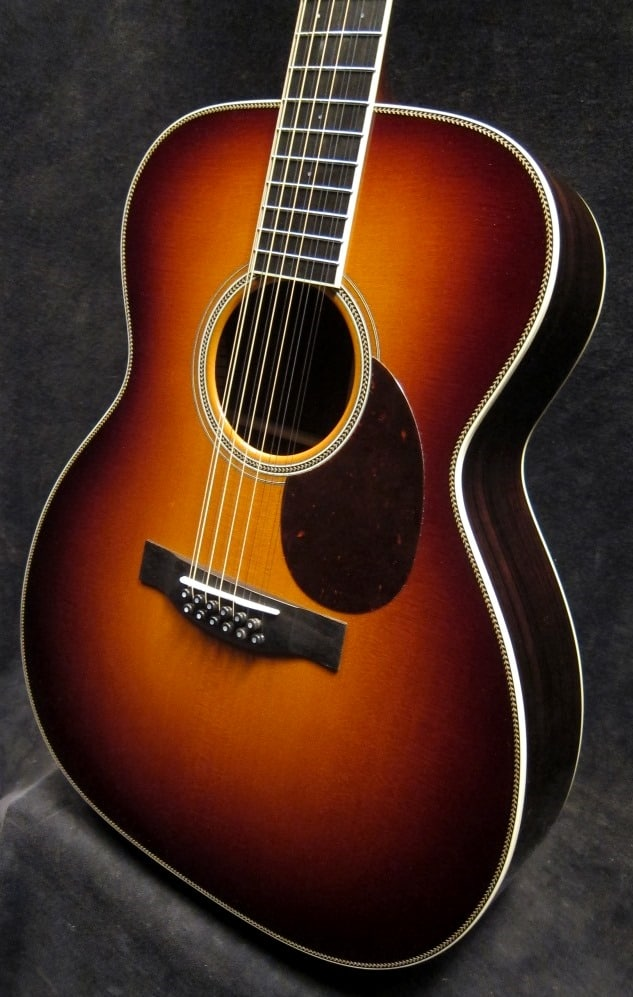 Just Shipped Tue Dec 19th: OM Grand 12 string
