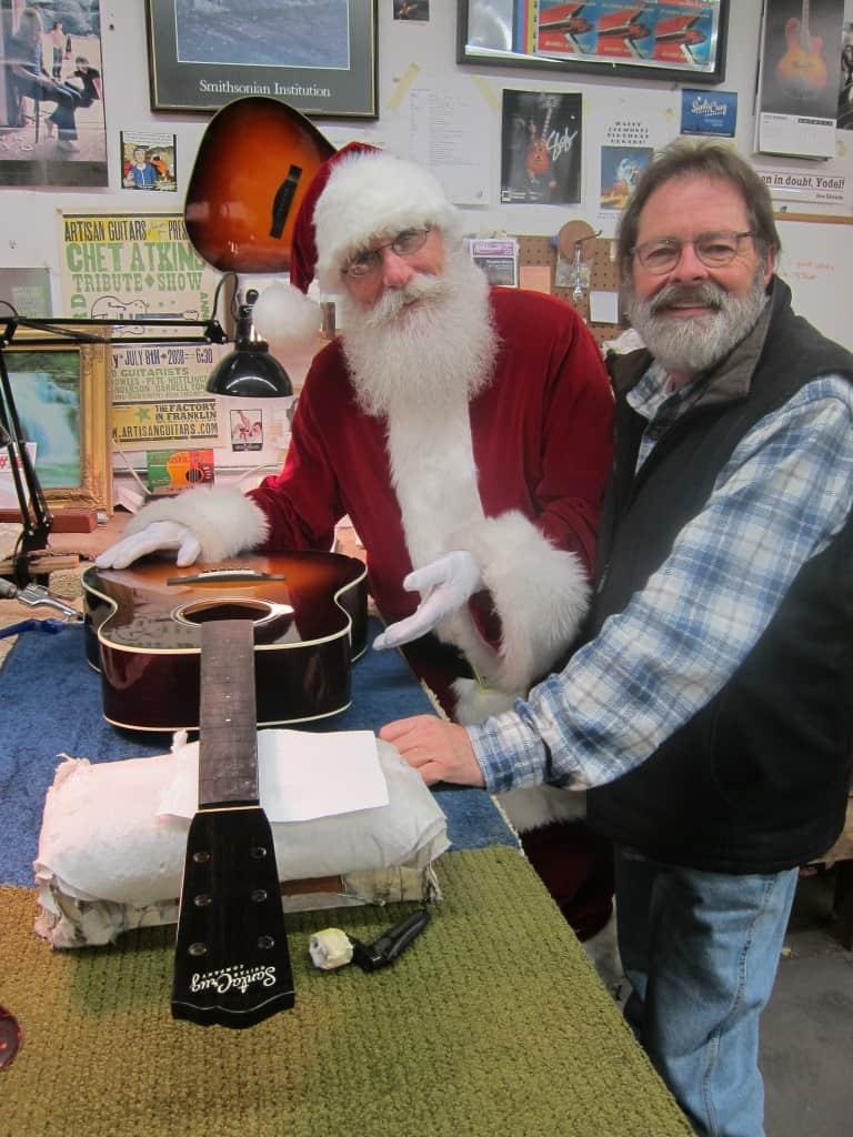 Santa Claus Guitar Company