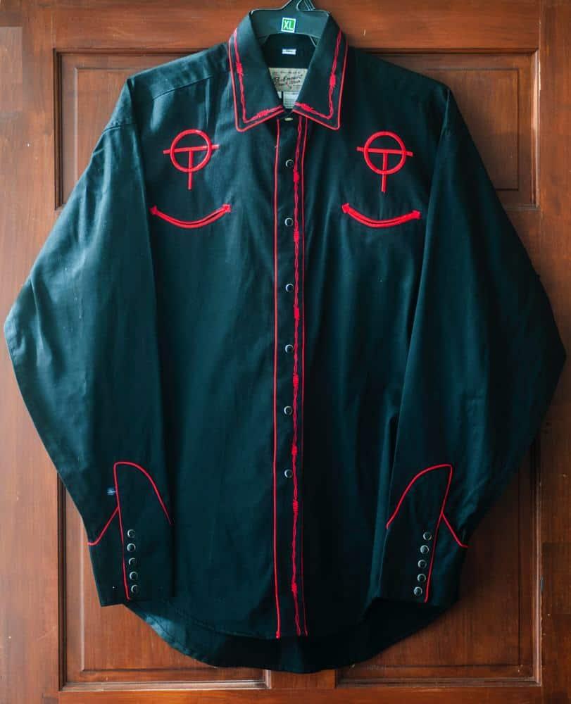 SCGC Otis Taylor Western Shirt by Rockmount Ranch Wear