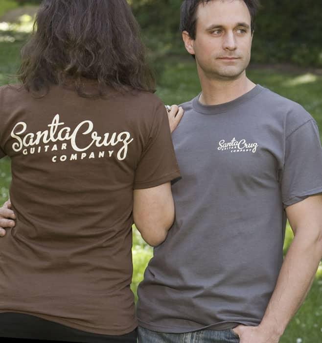 SCGC Script Logo T-Shirts